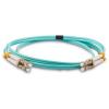 NaviaTec LC-LC MM Duplex Fiber Optic Patch Cord OM3