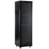 NaviaTec Network Cabinets 600mm wide x 1000mm deep Black
