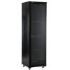 NaviaTec Network Cabinets 600mm wide x 800mm deep Black