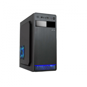 NaviaTec ATX Mid Tower PC Case 3xUSB3.0, No PSU