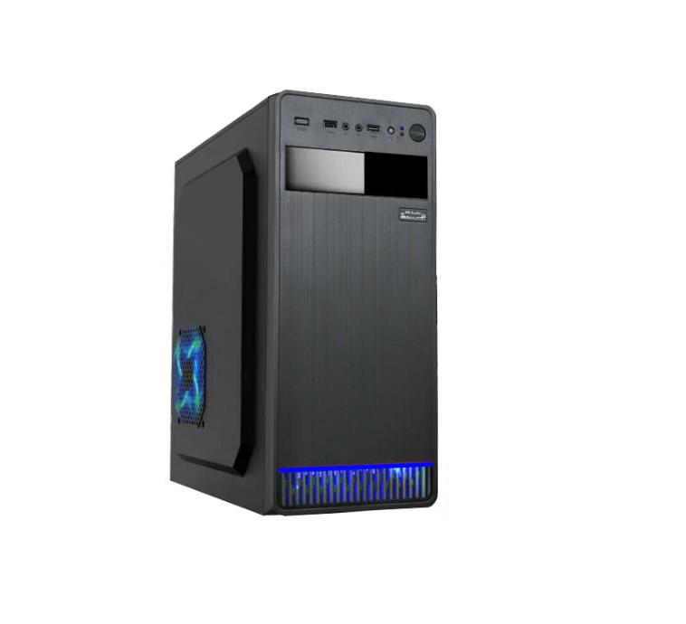 NaviaTec ATX Mid Tower PC Case 3xUSB3.0, No PSU