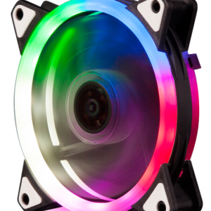 Color PC case fan